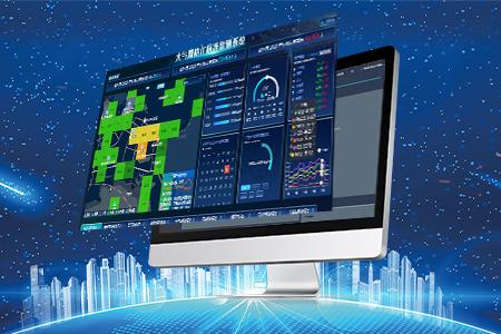 大气网格化监测云平台