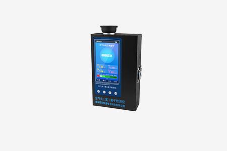便携空气负氧离子监测仪